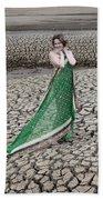 Beauty Among The Dead Beach Towel