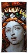 Beauty In Glass Beach Towel by Ed Weidman