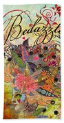 Bedazzled Beach Towel by Amy Stewart