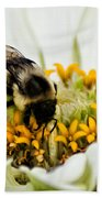 Bee All That You Can Bee Beach Towel