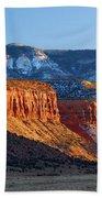 Beef Basin - Utah Landscape Beach Towel