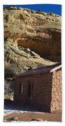 Behunin Cabin Capitol Reef National Park Utah Beach Towel