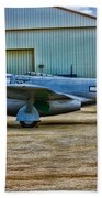 Bell P-59 Airacomet Beach Towel