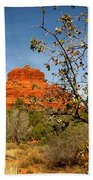 Bell Rock Vista Sedona  Az Beach Towel