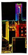 Bell Tower Beach Towel