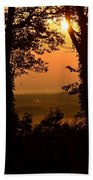 Bella Vista Sunset 2 Beach Towel