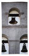 Bells Of Mission San Diego Too Beach Towel