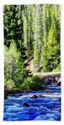 Belt Creek Beach Towel