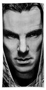 Benedict Cumberbatch Beach Towel