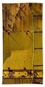 Bent Ladder Beach Towel