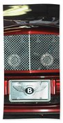 Bentley Beach Towel
