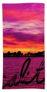 Berkeleality Beach Towel