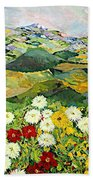 Bewitching Twilight Beach Towel