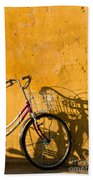 Bicycle 07 Beach Towel