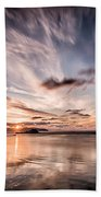 Atlantic Sky Beach Towel