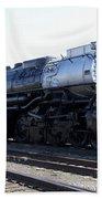 Big Boy - Union Pacific Railroad Beach Towel