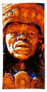 Big Chief Tootie Beach Towel