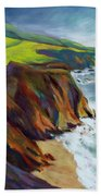 Big Sur 1 Beach Towel