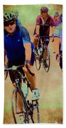 Bikers Beach Towel