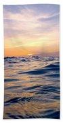 Bimini Sunset Beach Towel