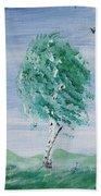 Birch Beach Towel
