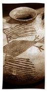 Bird Canteen Beach Towel
