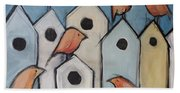Bird Condo Association Beach Towel