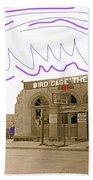 Birdcage Theater Number 1 Tombstone Arizona C.1934-2008 Beach Towel