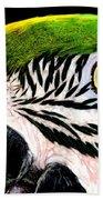 Bird's Eye View Beach Towel