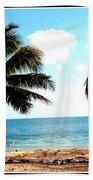 Biscayne Bay Florida Beach Towel