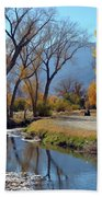 Bishop Creek Beach Towel