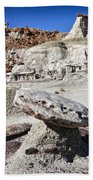 Bisti Badlands 2 Beach Towel