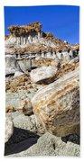 Bisti Badlands 3 Beach Sheet