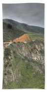 Bixby Bridge Beach Towel