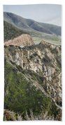 Bixby Bridge Vista Beach Towel