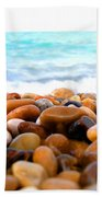 Black Beauty Beach Towel