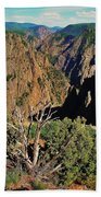 Black Canyon Beach Towel