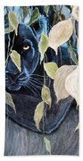 Black Panther 2 Beach Towel