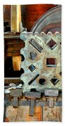 Blacksmith Blues Beach Sheet