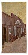 Blacksmith Shop Beach Towel