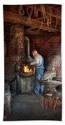 Blacksmith - The Importance Of The Blacksmith Beach Towel