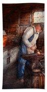 Blacksmith - The Smith Beach Towel