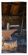Blacksmiths Tools Beach Towel
