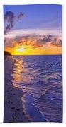 Blaze Beach Towel