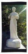 Blessed Francis Xavier Seelos C.ss.r. - New Orleans La  Beach Towel