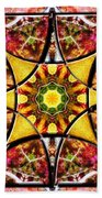 Blissful Ascension Beach Towel