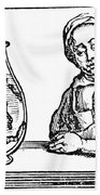 Bloodletting, 1638 Beach Towel