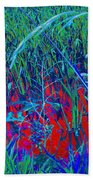 Bloody Battle Of New Orleans 1 Beach Towel