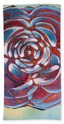 Bloom II Beach Towel