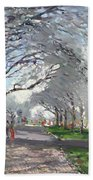 Blooming In Niagara Park Beach Towel